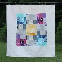 "Boxed In 12"" Quilt Block Pattern - via @Craftsy"