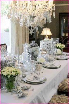 Susan Greig Christmas Table