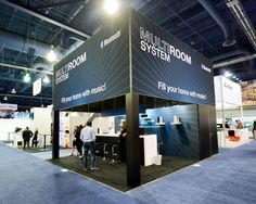 Supertooth, CES 2015 booth