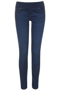MATERNITY MOTO Blue Leigh Jeans