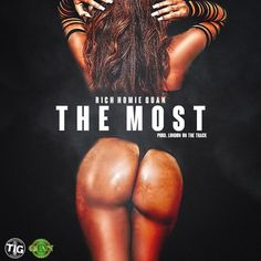"""New music from Rich Homie Quan produced by London On The Track entitled """"The Most."""" Enjoy this audio stream below after the jump. Latest Music, New Music, Rich Homie Quan, News Songs, Album Covers, Hip Hop, Track, Audio Music, Free"""