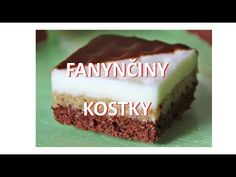 Food Videos, Treats, Sweet, Desserts, Recipes, Youtube, Sweet Like Candy, Candy, Tailgate Desserts