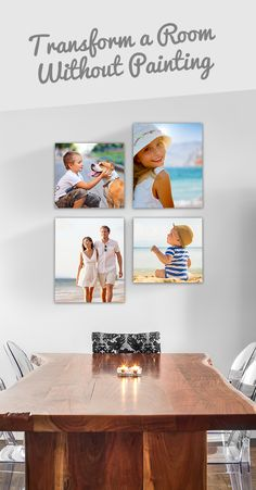 A beautiful custom canvas could be yours! Buy for yourself or give as a gift. 25% off today at CanvasPeople.com