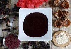 Pâte moussante nettoyante visage et corps Framboise & Hibiscus prix ingrédients : 10.70€