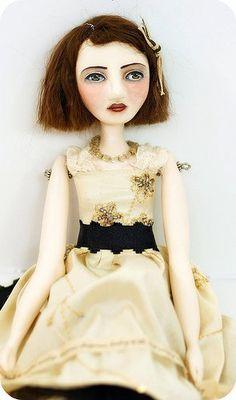 """Paullne""~Image © Christine Alvarado, 2009 #doll"