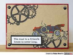 Eclectic Stamp - Cog Collection