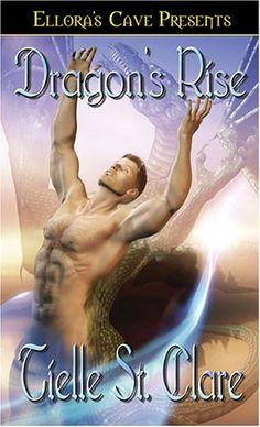Love Tielle's dragon series
