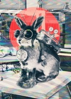 Do you Like this artwork? in Bunnies