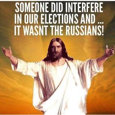 RNR Kentucky (@RNRKentucky) | Twitter.......Someone did interfere in our elections and… It wasn't the Russians! #PraisetheLord #PresidentTrump