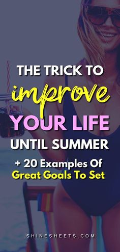 How to advance in life and crush some goals while you're simply waiting for summer to come? Hack your mindset + get 20 examples of goals to chase here Life Goals Examples, Self Development, Personal Development, Life Hacks Every Girl Should Know, Get My Life Together, Goals Planner, Planner Ideas, Setting Goals, Goal Settings