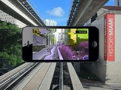 Artist Ivan Toth Depeña has designed an augmented reality app that does just that.
