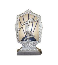 Meyda Tiffany Fan Lady Accent Lamp