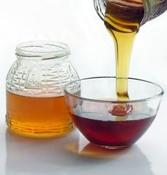 Honey cough remedy - Also warmed some honey (just plain honey) and gave him those...it also worked amazingly!