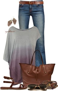"""Saturday Morning"" by cynthia335 on Polyvore"