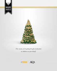 AKQA doing something good with their holiday card. - The San Francisco Egotist