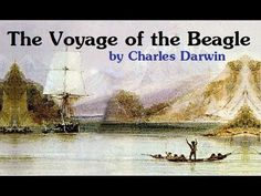 The Voyage of the Beagle - FULL Audio Book - Part 1 of 2 - by Charles Da...