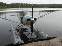Float Plane in Susitna Borough, Alaska