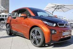 Fun BMWi3 electric starts at $45,000