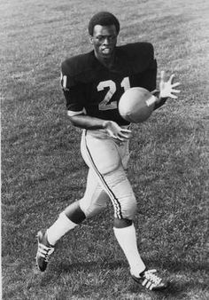 Mel Gray played football for the St. Louis Cardinals from 1971-82, and was selected to four straight Pro Bowls.