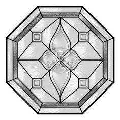 Gambar Desain jendela kaca patri untuk rumah | Desain kaca ...