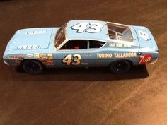 1969 1/24 Richard Petty Ford Torino Cobra