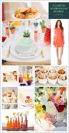 REVEL: Colorful Mother's Day Brunch