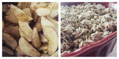 Jazzy Vegetarian's Autumn Apple Crisp
