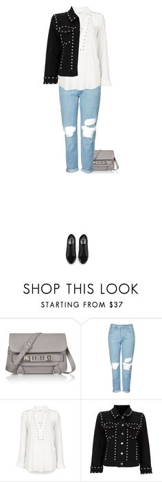 """""""Unbenannt #791"""" by bexmuc ❤ liked on Polyvore featuring Proenza Schouler, Senso and Packandgo"""