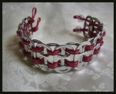 Image detail for -Soda Can Tab Jewelry - Recycled Creations by Creativemind - Bracelets ...