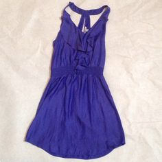 AE sundress! This sundress is super light and great for spring or summer! It is a size women's xsmall and is made of polyester. American Eagle Outfitters Dresses