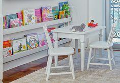 Galeria de fotos: inspire-se em imagens para decorar o quarto - Casa e Jardim - GALERIA DE FOTOS - Canto para estudar