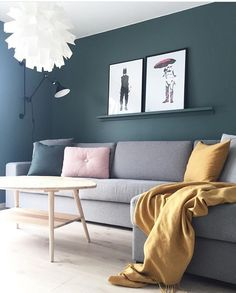 Colour for wall