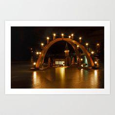 "Art Print / MINI (10"" x 7"") Originalaufnahme (originalaufnahme) Merry Christmas by Originalaufnahme $18.00"