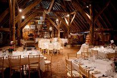 Gildings Barn - is a Wedding venue in Newdigate, Surrey. Beautiful barn wedding venue in Surrey Wedding Venues Surrey, Wedding Reception Venues, Wedding Decorations, Table Decorations, Wedding Ideas, Wedding Stuff, Wedding Inspiration, English House, Wedding Breakfast