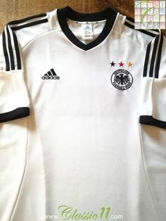50 Best Classic Germany Football Shirts images in 2019