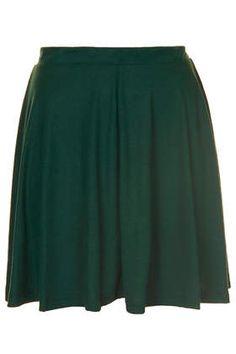 Forest Skater Skirt - Skirts - Clothing