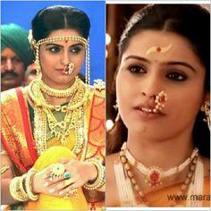 Surabhi Hande as 'Mahalsadevi' in 'JAI MALHAR '