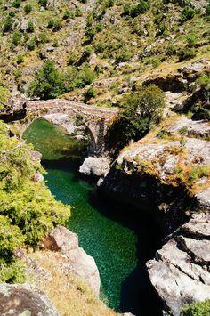 PETITS PARADIS: Vallée d'Asco, Corse