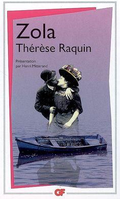Thérèse Raquin. Emile Zola