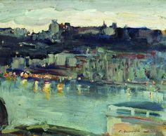 Виноградов. Монте-Карло. 1909