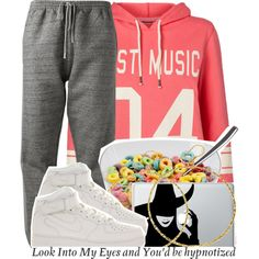 """""""~Morning~ ."""" by trillest-queen on Polyvore"""