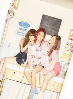 Red Velvet - 예리 Yeri, Wendy 웬디 & Irene 아이린