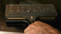The Keyboard Waffle Iron by Chris Dimino, Designer — Kickstarter