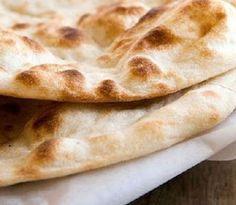 Bröd att baka: Naan bröd - indiskt flatbröd