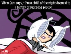 That Danny Phantom moment