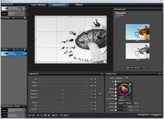 Learn how to colorize your slideshow's photos and videos using ProShow's color picker. Easily turn any photo or video to b&w, sepia, etc... #proshow #slideshow