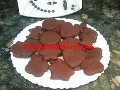 galletas de chocolate en thermomix