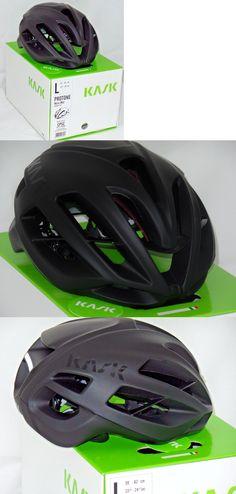 Helmets 70911: Kask Protone Matte Black, Large, Bicycle Helmet, Fits 59-62Cm, New -> BUY IT NOW ONLY: $229 on eBay!