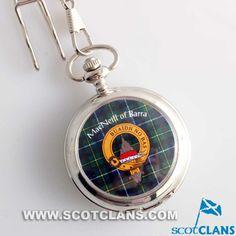 MacNeil Clan Crest P