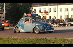 vintage vw's | classic car week rattvik vw beetle 500x325 Blog Love JJizzle.com